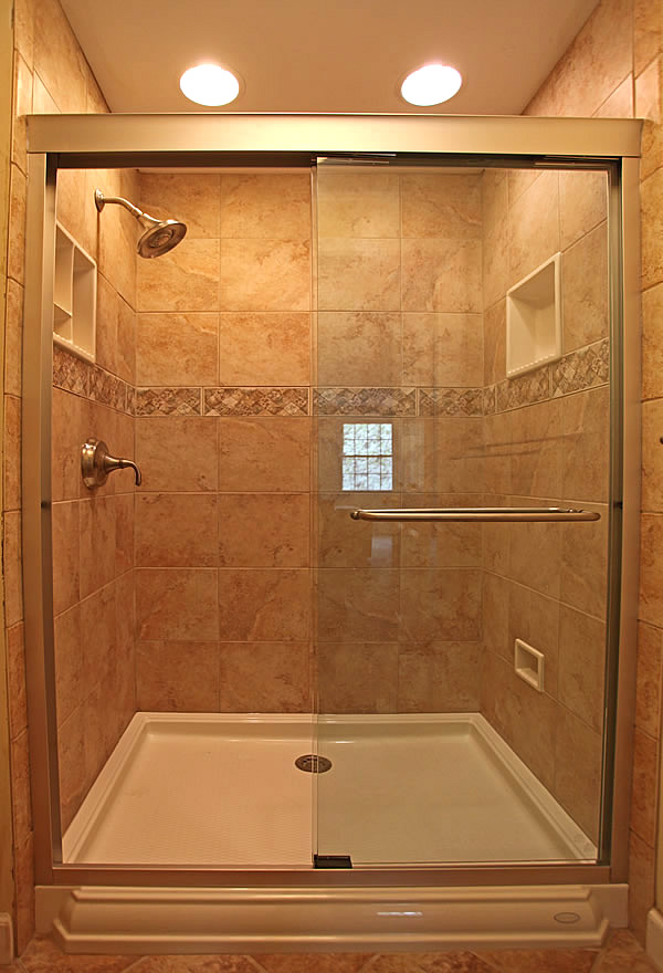 Home interior gallery bathroom shower ideas for Home restroom ideas