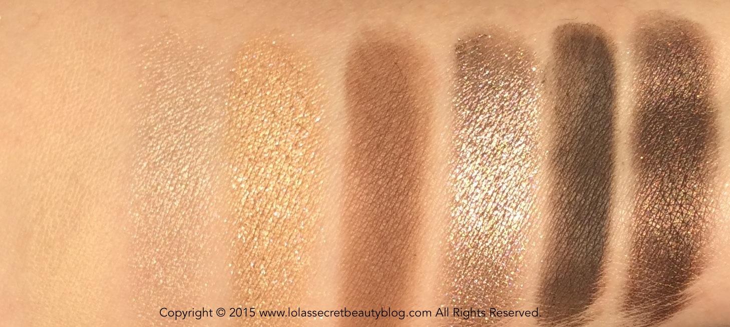 Populaire lola's secret beauty blog: Younique Moodstruck Addiction Shadow  VP38