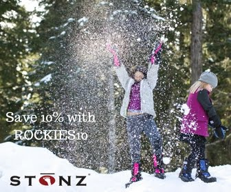 Gear up for Winter with Stonz Wear