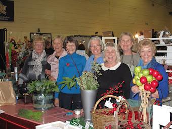 Welcome to Brampton Flower Club