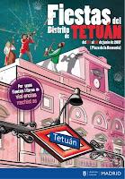 Fiestas del distrito de Tetuán