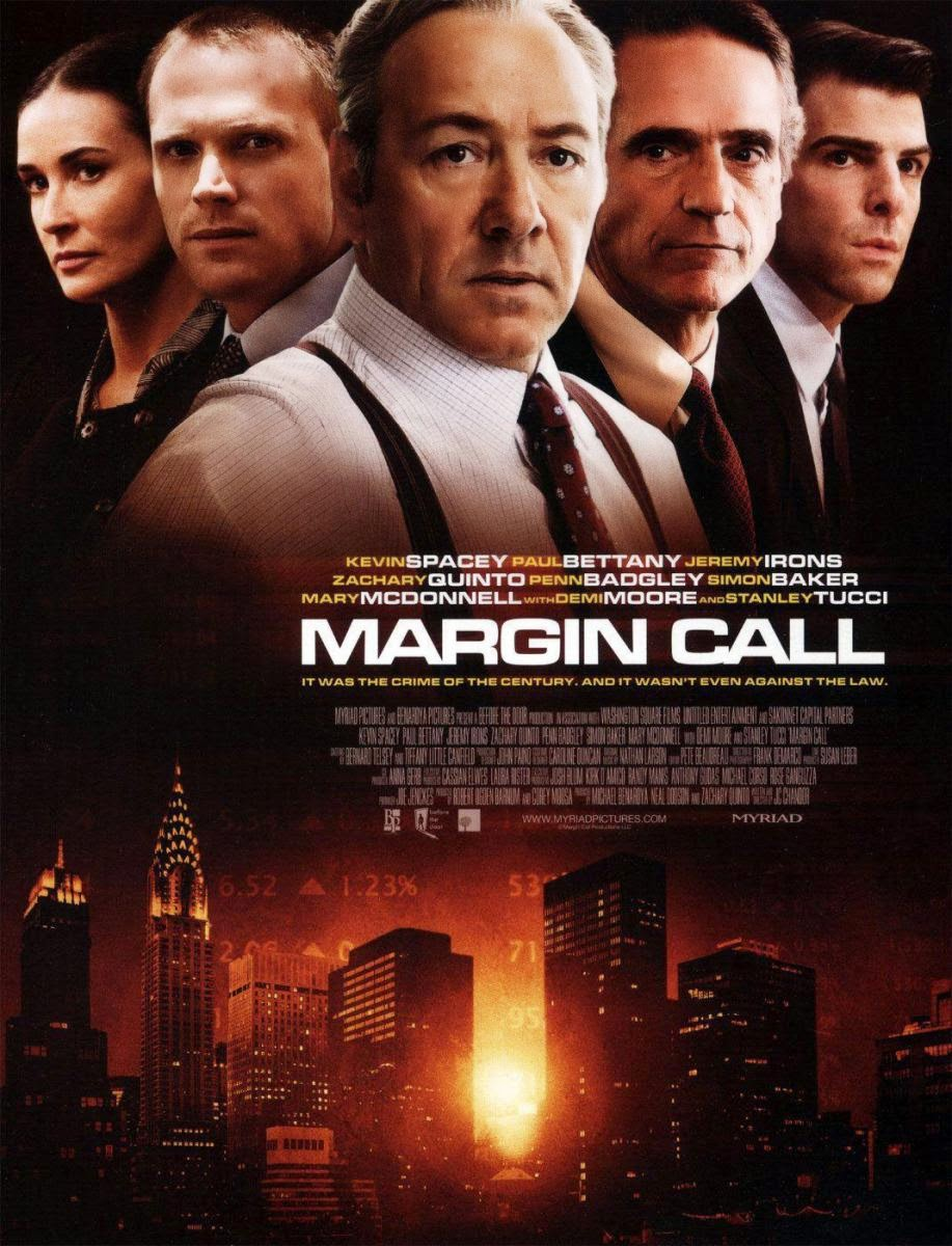 Margin, Call, Chandor