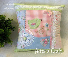 Sorteiro no Arteira Craft- blog lindo