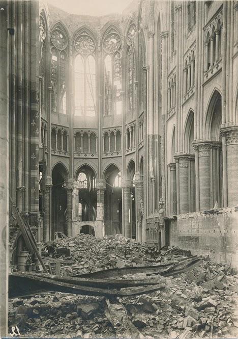 World War One Churches
