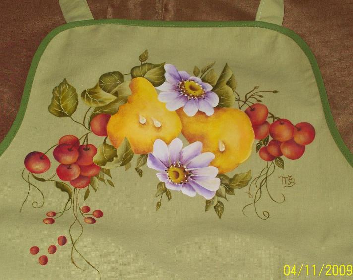 Flores en pintura de tela imagui - Pintura en tela dibujos ...