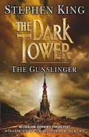Book cover of The Gunslinger (Dark Tower #1) by Stephen King
