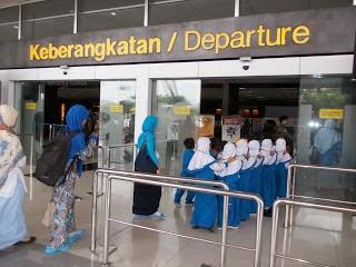 Kunjungan Edukasi Bandara Sokarno-Hatta