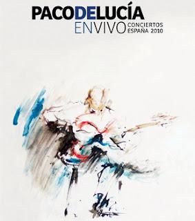 Paco De Lucía – En Vivo Conciertos España