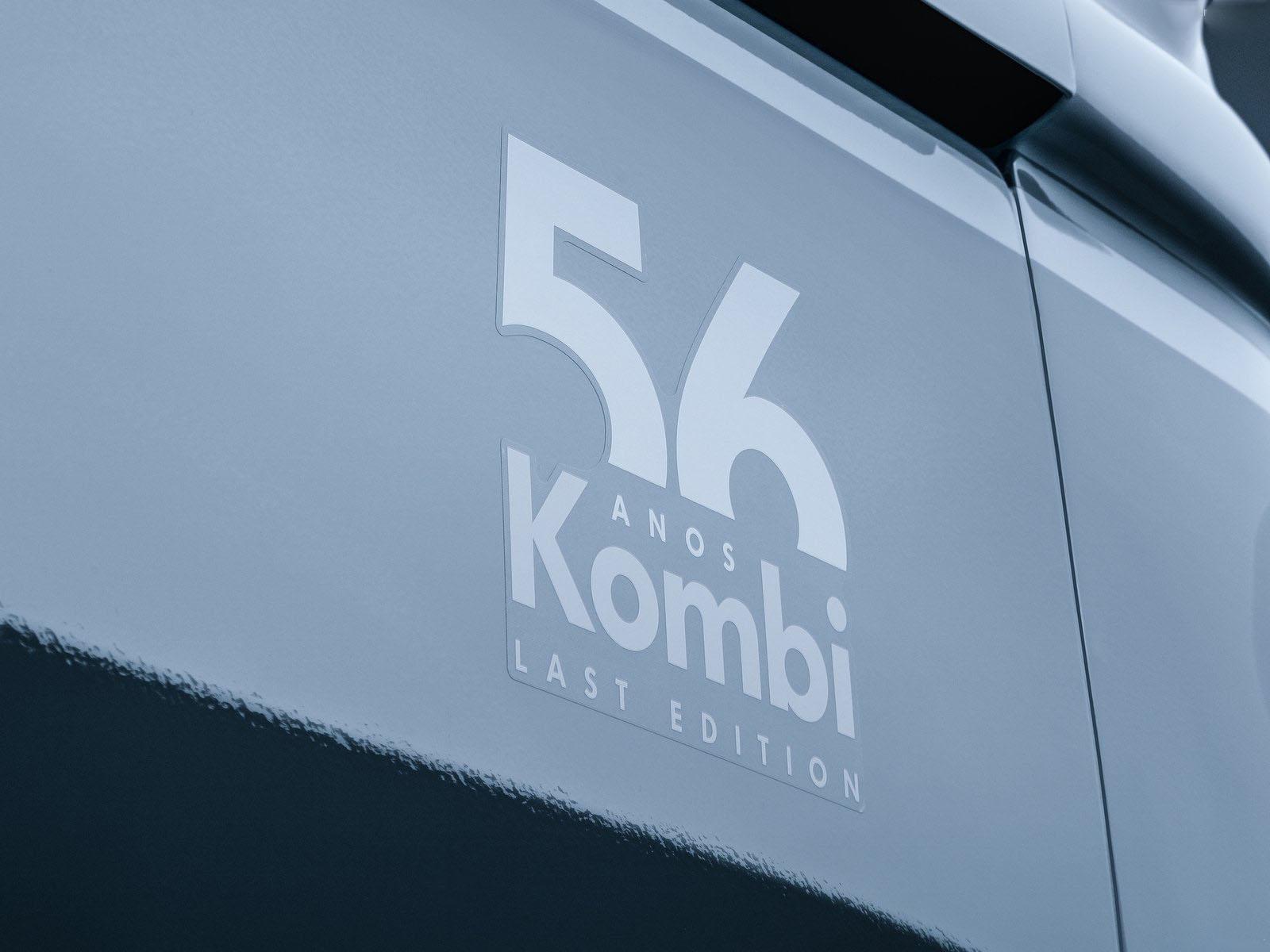 novo Volkswagen Kombi edição especial 2014 logo