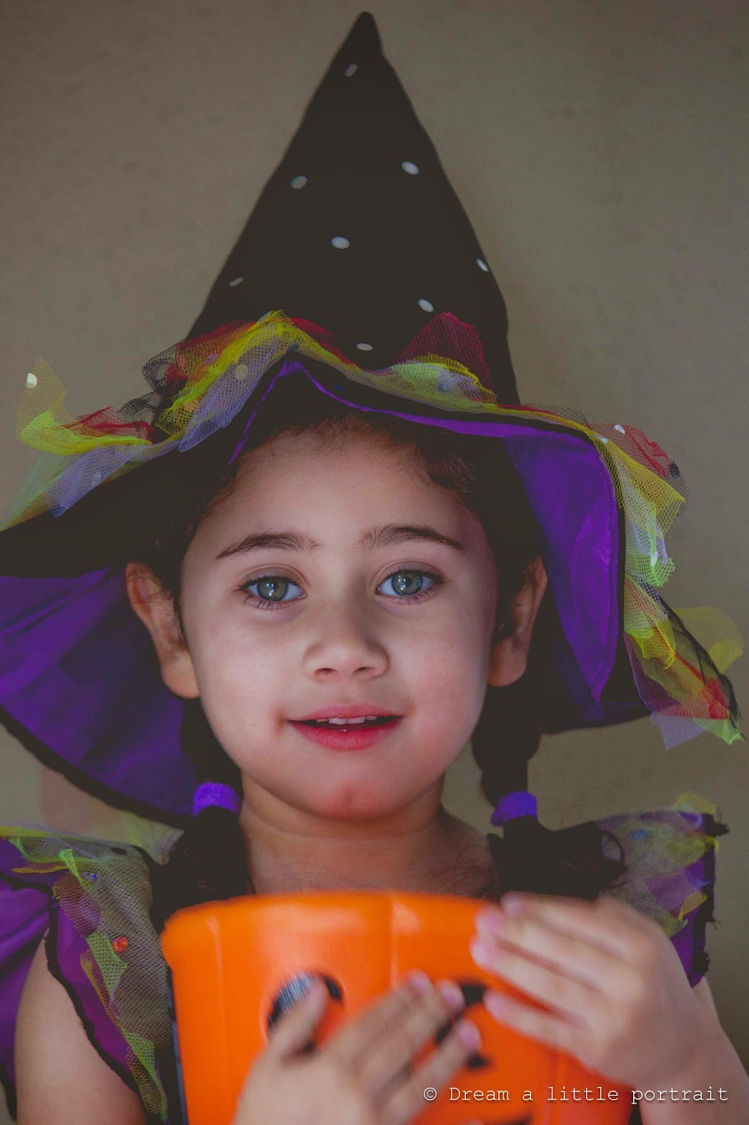 Halloween Shoot by Dream a little portrait