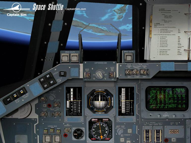 captain sim space shuttle - photo #22