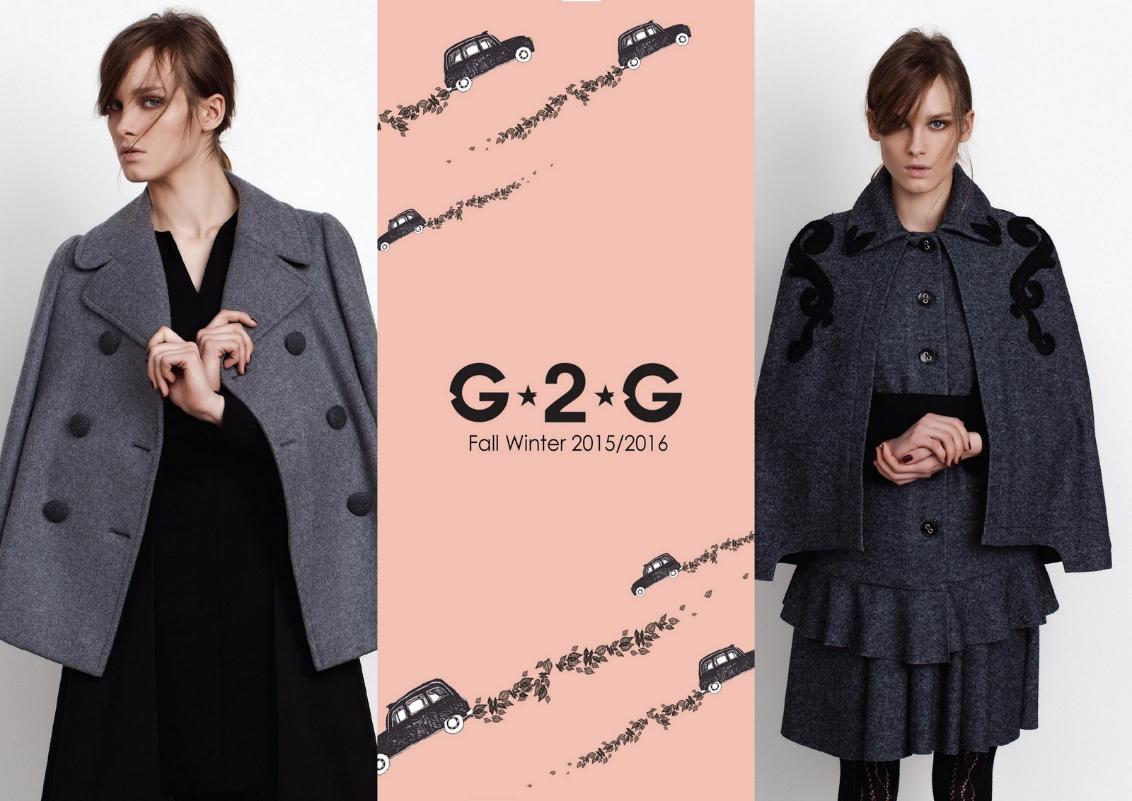 G2G Autumn/Winter 15-16 , g2g dream