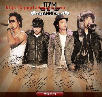 1TYM Profile Biodata Biografi Boyband Korea