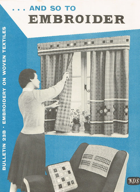 "Needlework Development leaflet ""Bulletin 23B"""