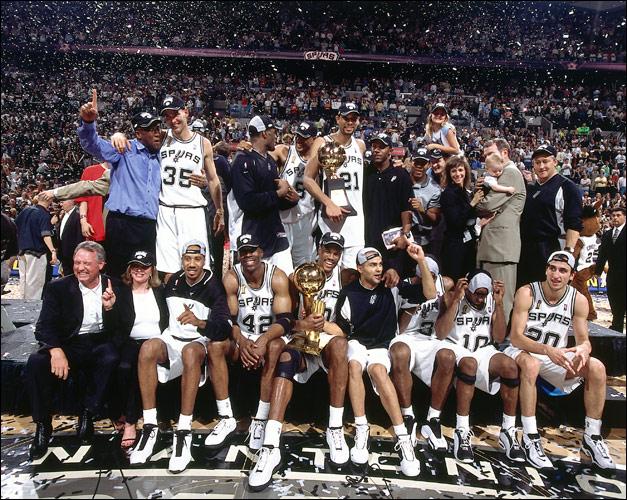 DAR Sports: 2003 NBA Finals- San Antonio Spurs vs New Jersey Nets - DefineARevolution.com