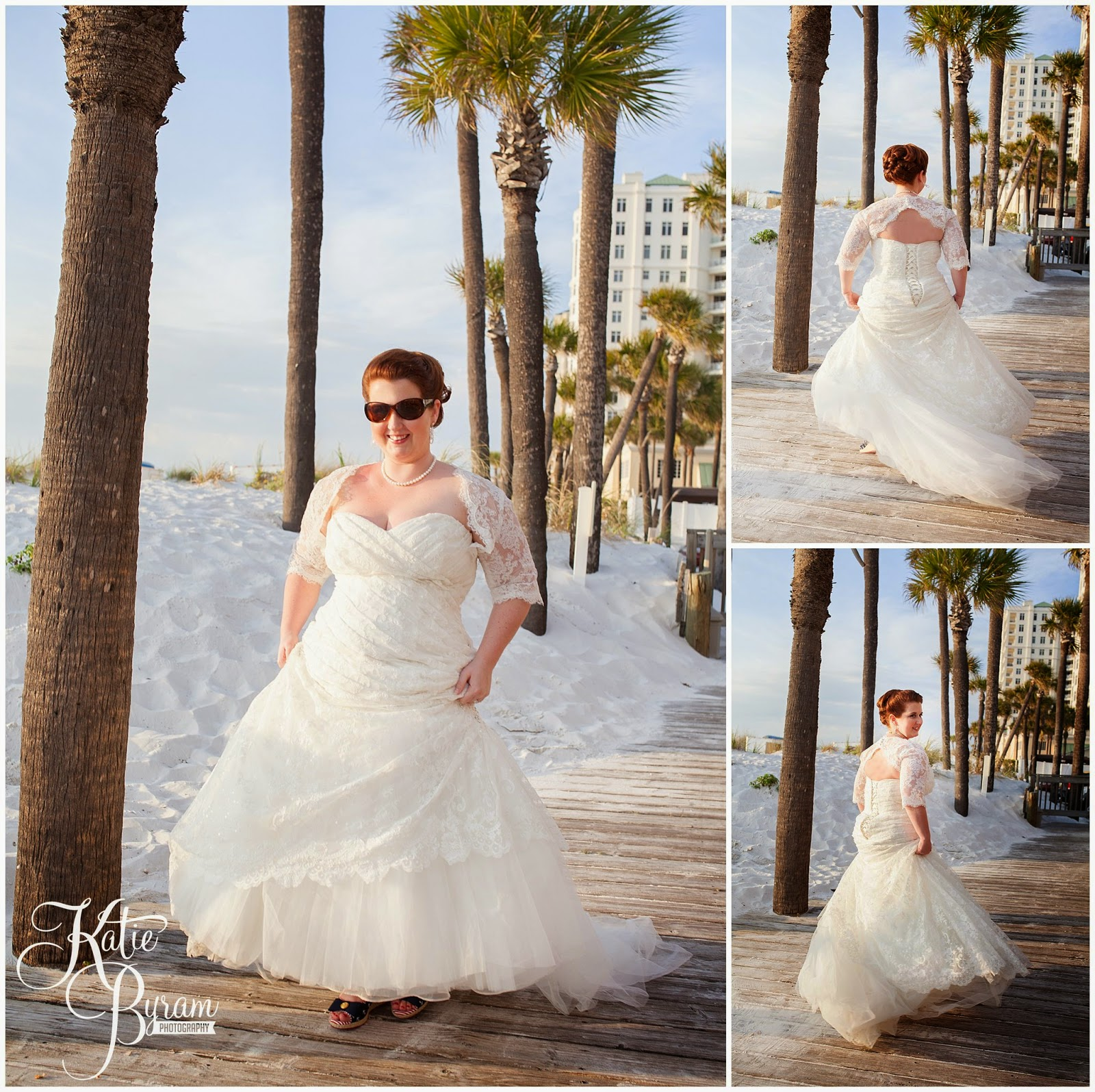 susans bridal sunderland, destination wedding, clearwater beach wedding, hilton clearwater beach wedding, katie byram photography, florida wedding