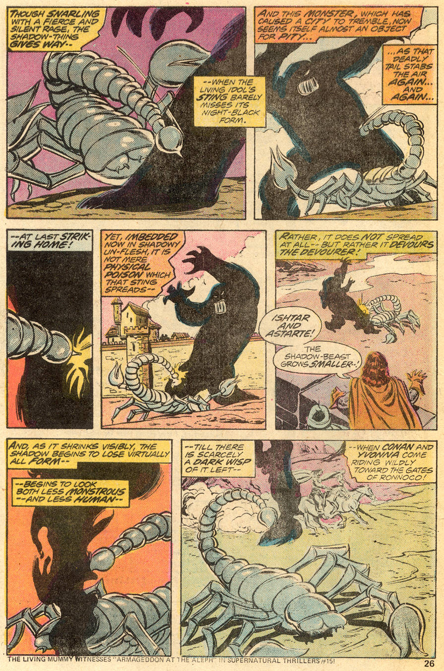 Conan the Barbarian (1970) Issue #55 #67 - English 16