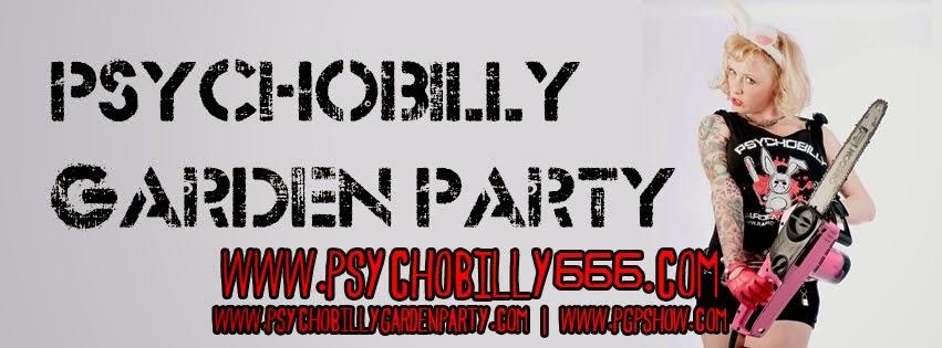 Psychobilly Garden Party
