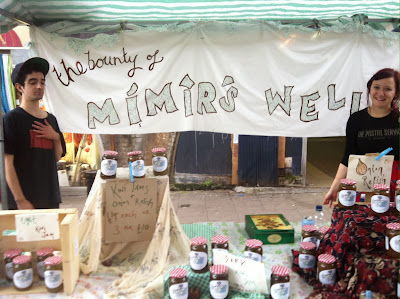 The Bounty of Mimir's Well, jams and chutneys