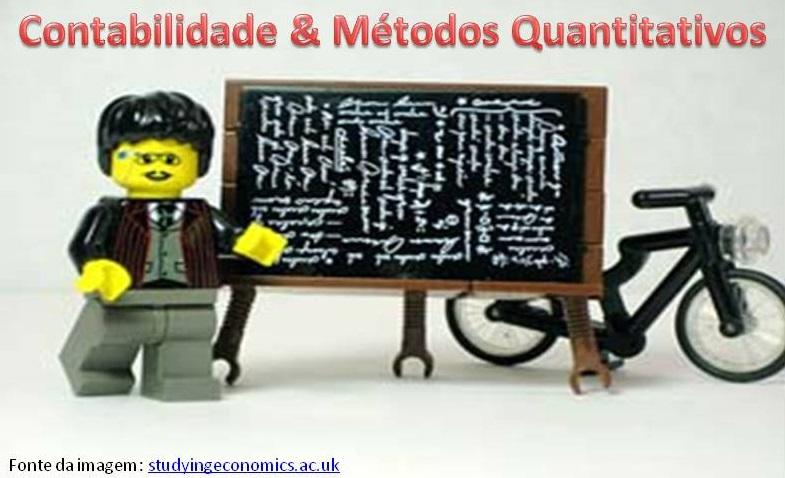 Contabilidade e Métodos Quantitativos