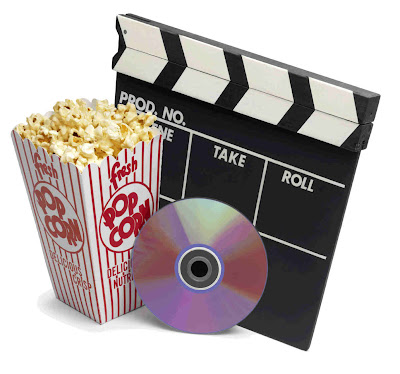 movie night GIVEAWAY: Portable DVD Player, 50 Movies, and Popcorn! (Value $700)