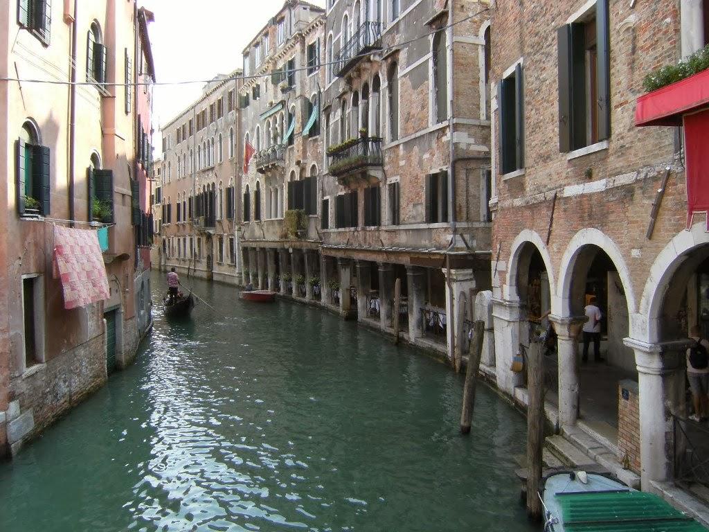 Ciudades famosas de Italia