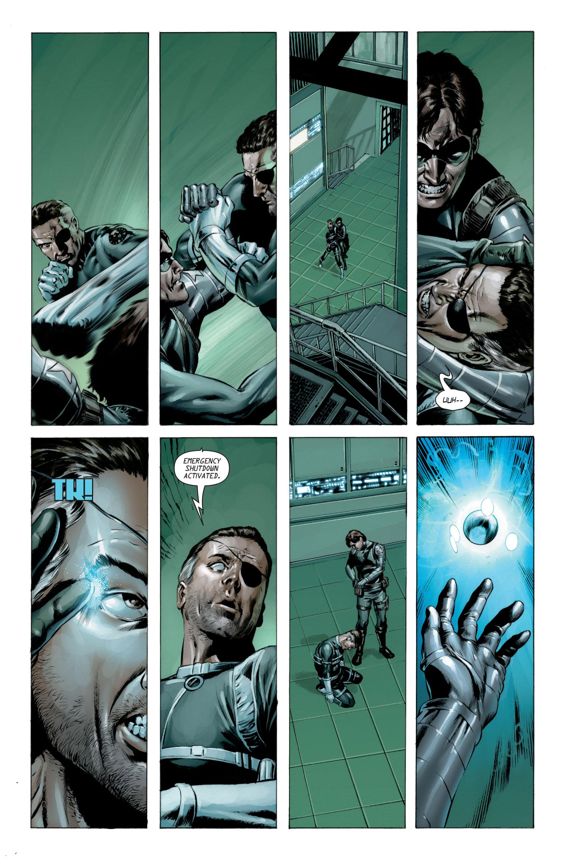 Captain America (2005) Issue #23 #23 - English 5