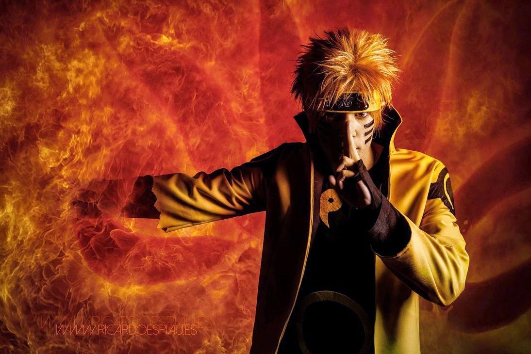Naruto -Rikudo Mode