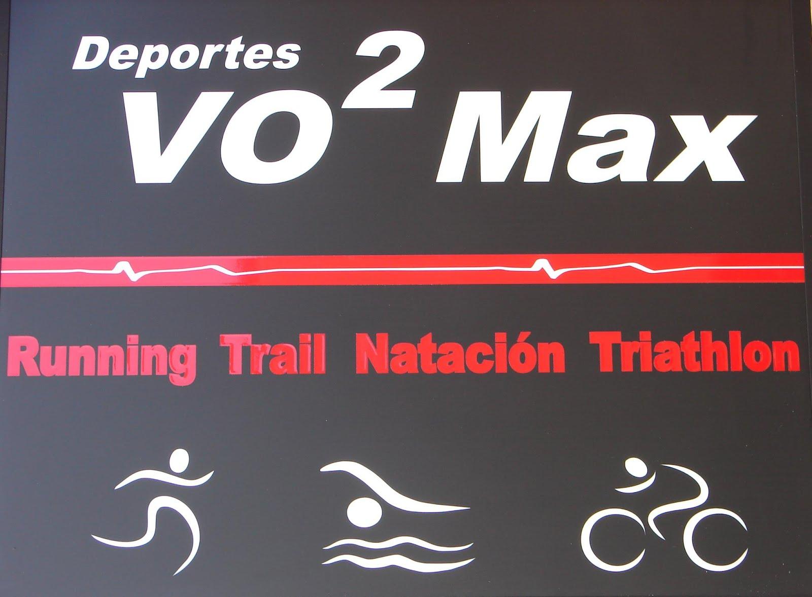 Deportes VO2 Max