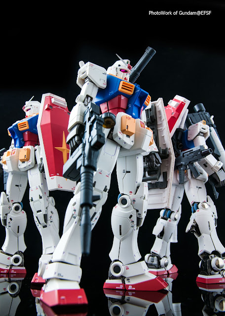 gundam the origin rx-78-2 gff