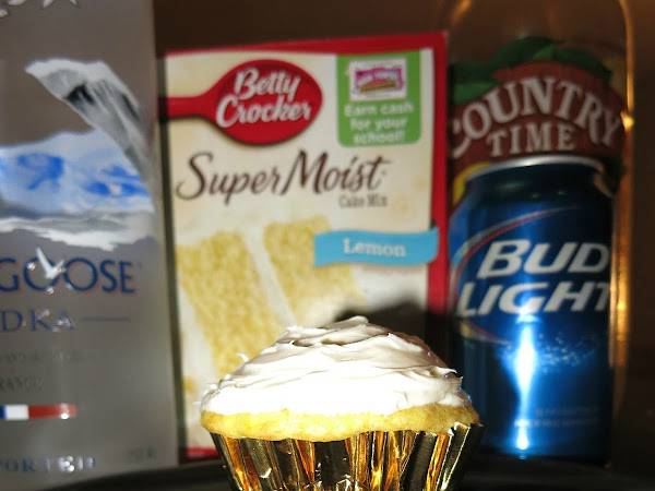 Beeronades for Your Bowl Game ... Cupcake Style