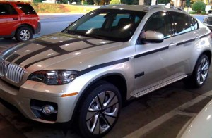 Look At the Car: 2013 BMW X6