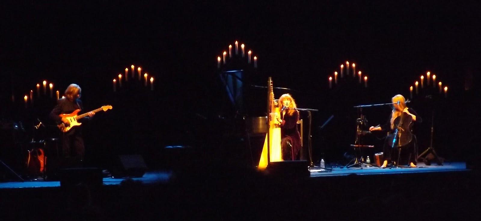 Loreena Mckennitt Trio Tour