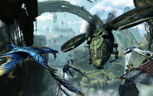 AVATAR: The Game James Cameron's