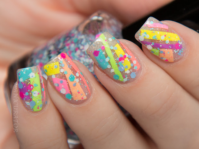 KBShimmer-Sun-Bleached-Neon-Decal-Nail-Art