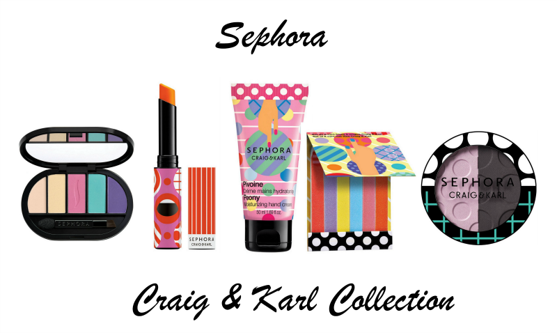 Craig & Karl Collection for Sephora
