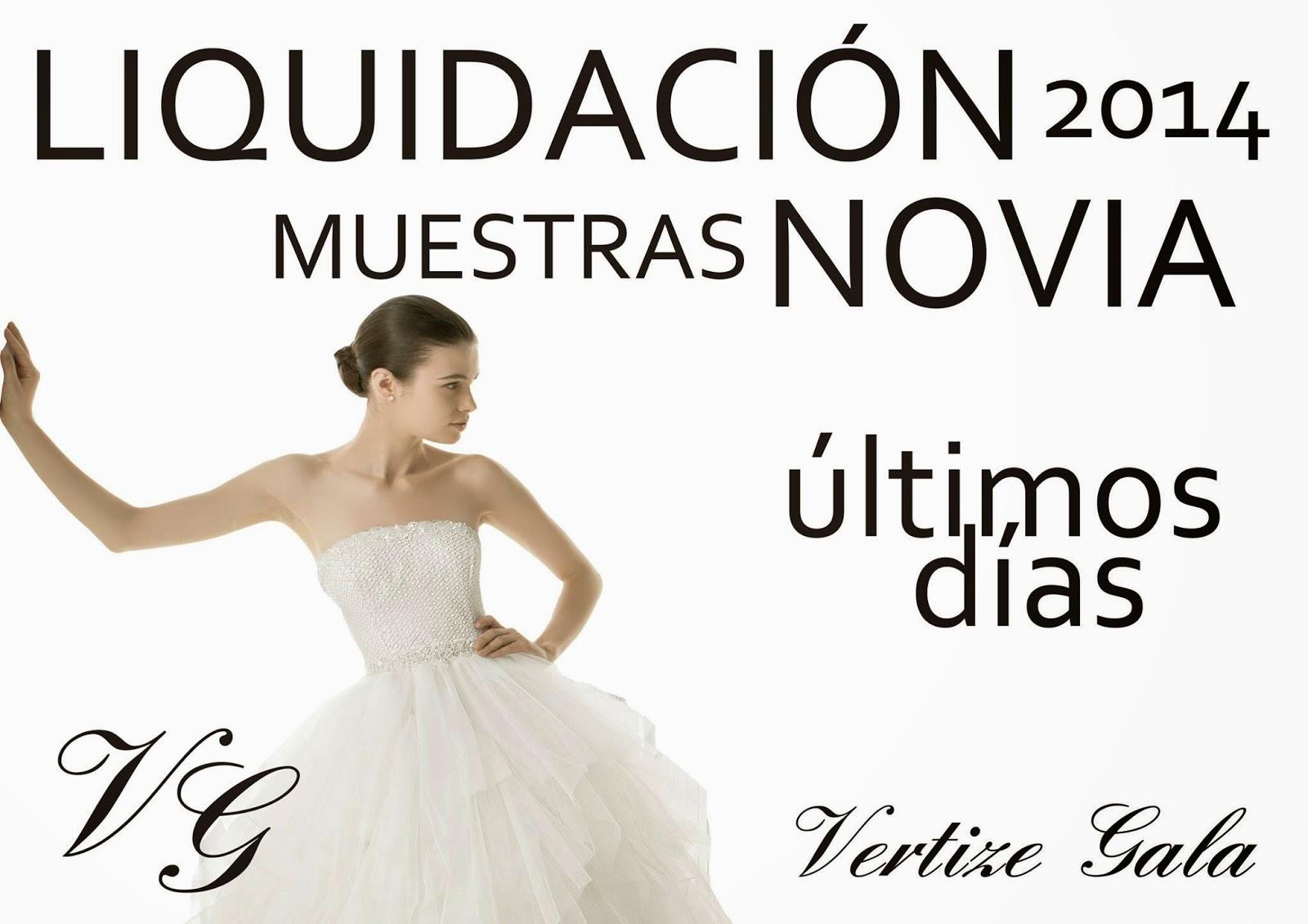 vertize gala liquidacion vestidos novia 2014 blog mi boda gratis