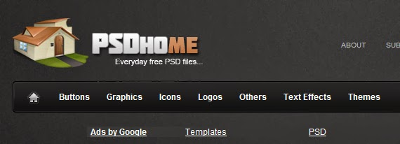 PSDhome