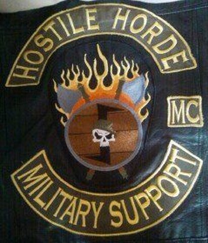 HOSTILE HORDE MC