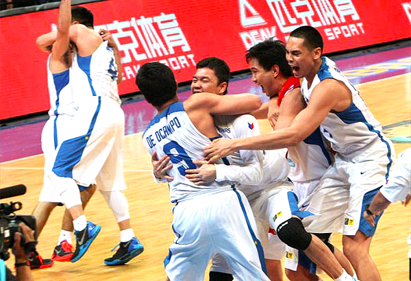 Gilas Pilipinas Final 12-man lineup to 2014 Asian Games