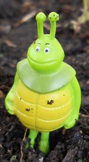 figura del escarabajo Kurt