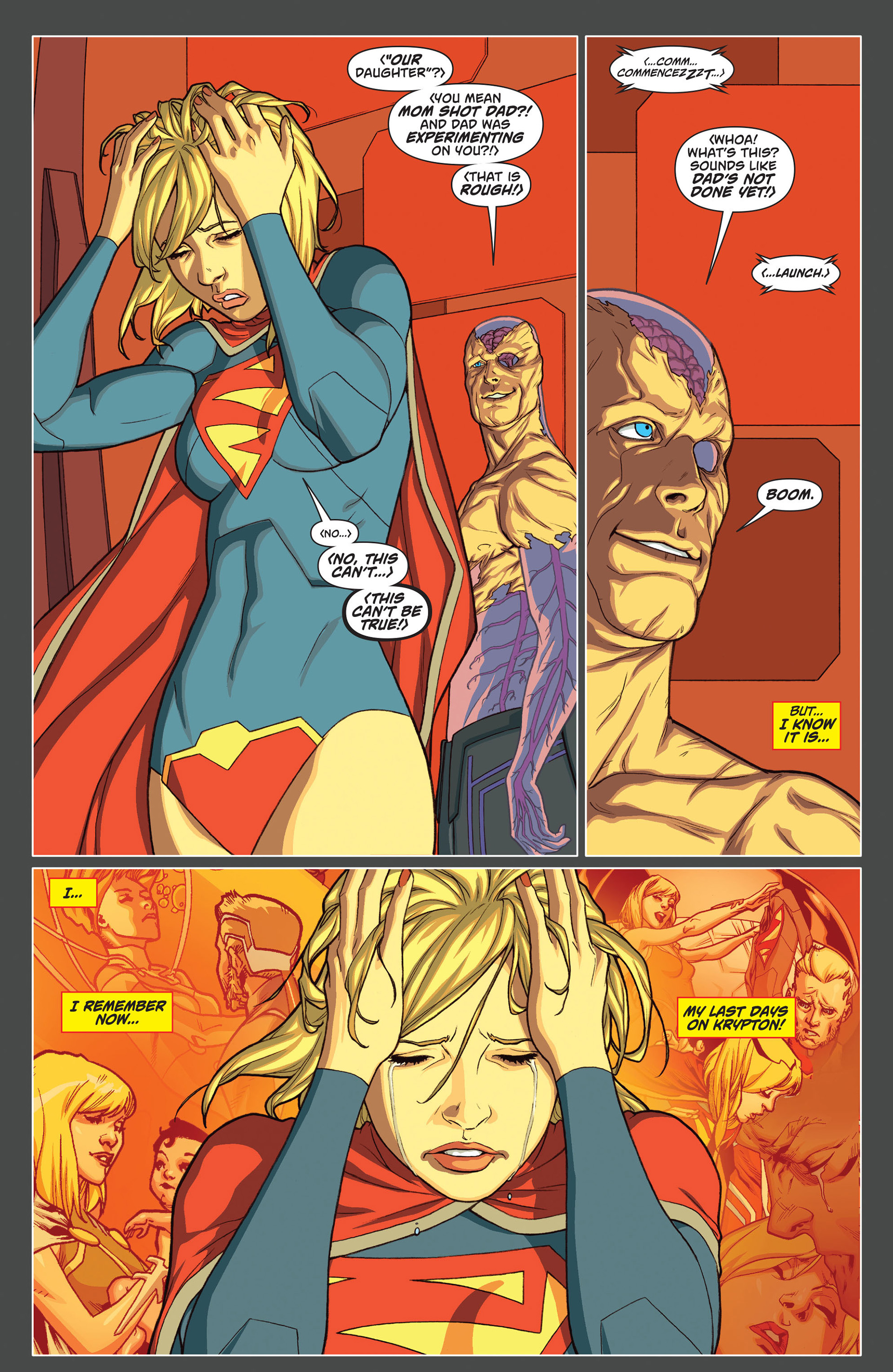 Supergirl (2011) Issue #13 #15 - English 7