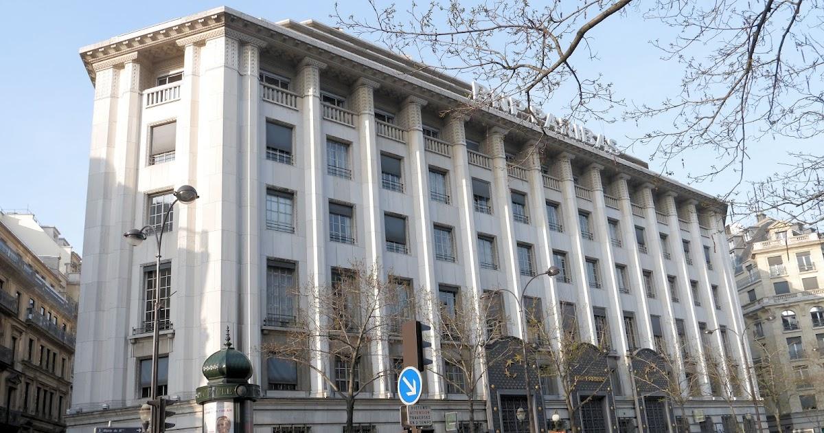 l architecture parisienne des 233 es 1920 224 1940 l d 233 co et le mouvement moderne 16 18