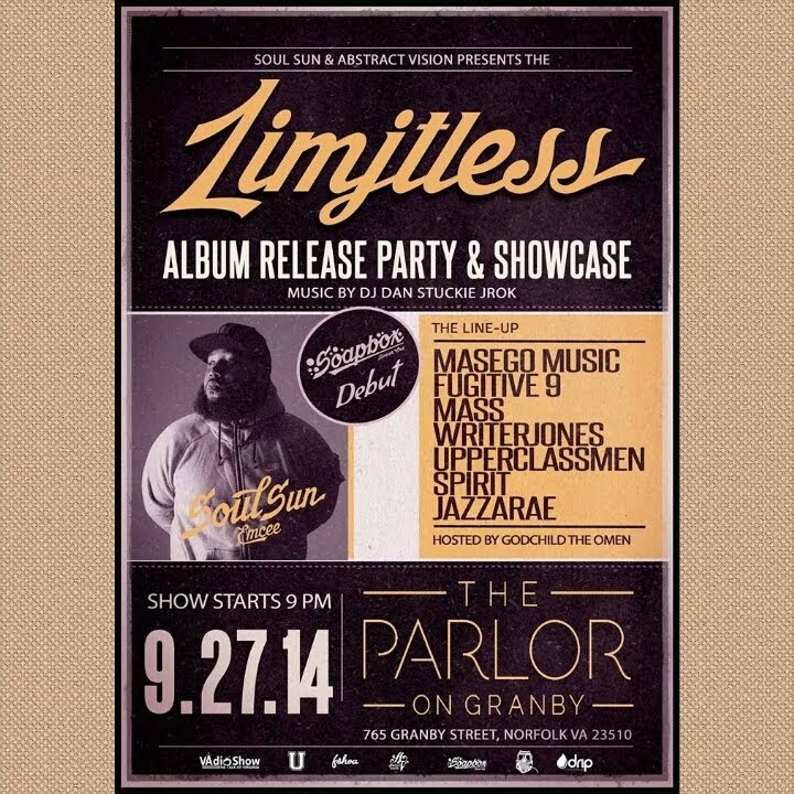 Limitless Album Release