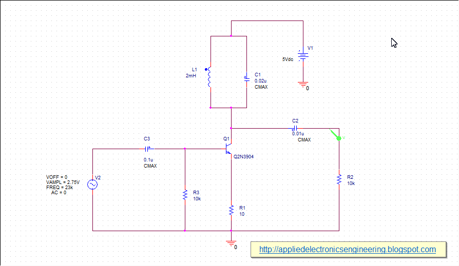 Final Class C Power Amplifier