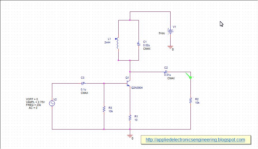 Final Class C Power Amplifier