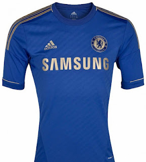 Chelsea 2012 13 Home Jersey