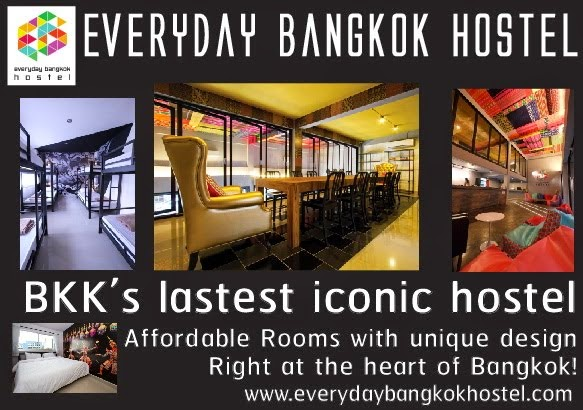Everyday Bangkok Hostel