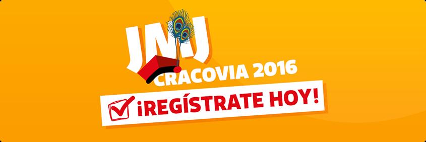 Ya te Puedes Registrar para Participar en la JMJ 2016
