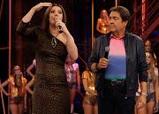 Claudia Raia foi uma das juradas do Dança dos Famosos nesse domingo (26)e .